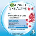 Garnier Skin Active Moisture Bomb Tissue Mask