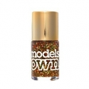 Models own mirrorball topcoat - Disco inferno