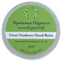 Opulentia Organics Great Outdoors Hand Balm
