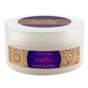 Mela rose and pistachio body butter