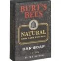 Burt's Bees Natural Skin Care for Men Bar Soap