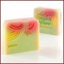 Bomb Cosmetics Rhubarb Rainbow Soap