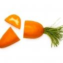 Lush Carrot soap