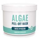 Ultrasonic Beauty Algae Peel Off Mask