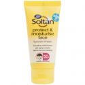 Boots Soltan Protect & Moisturise Face Suncare Cream