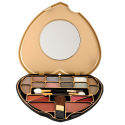 Body Collection Timeless Heart Shaped Gold Palette