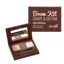 Barry M  Brow Kit  Shape & Define