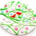 LUSH lovebird soap