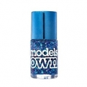 Models own mirror ball topcoat - freak out