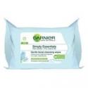 Garnier Simply Essentials Facial Cleansing Wipes