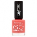 Rimmel 60 Seconds Nail Poilsh Instyle Coral 415
