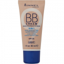 Rimmel London BB Cream 9-in-1 Skin Perfecting Super Makeup SPF 25 Light