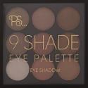 Primark PS Love 9 Bronze Shade Eye Shadow Palette