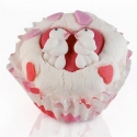 Bomb Cosmetics Birds of a Feather Bath Buttercup