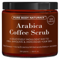 Pure Body Naturals Coffee Scrub