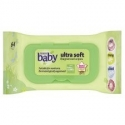 Tesco Baby Ultrasoft Fragranced Wipes