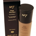 No7 Stay Perfect Liquid Foundation