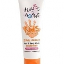 Halos n Horns Zingy Orange Hair & Body Wash