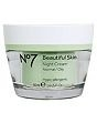No7 Beautiful Skin Night Cream Normal / Oily