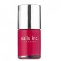 Nails Inc Shoreditch Hot Pink Nail Polish