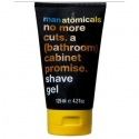 Manatomicals No More Cuts Shave Gel