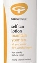 Green People Self Tan 200ml