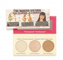 "the Balm The Manizer Sisters AKA the ""Luminizers"""
