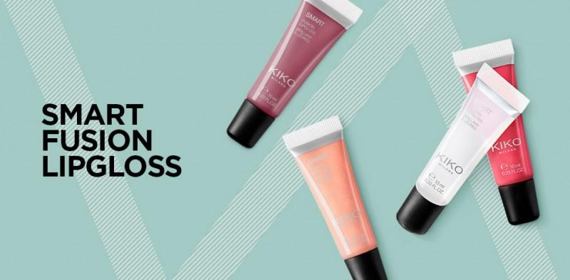 Kiko Milano Smart Fusion Lipgloss