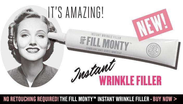 Soap & Glory Fill Monty Wrinkle Filler