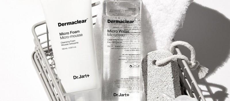 Dr Jart+ Dermaclear Micro Foam Cleanser