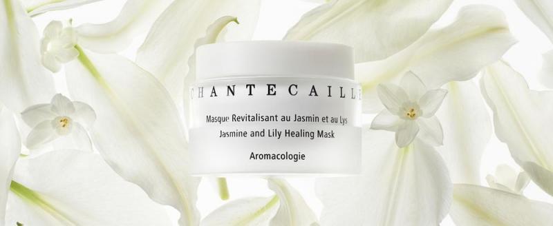 Chantecaille Jasmine & Lily Healing Mask & Night Cream