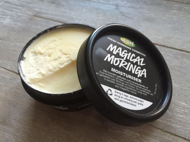 Lush Magical Moringa Facial Moisturiser