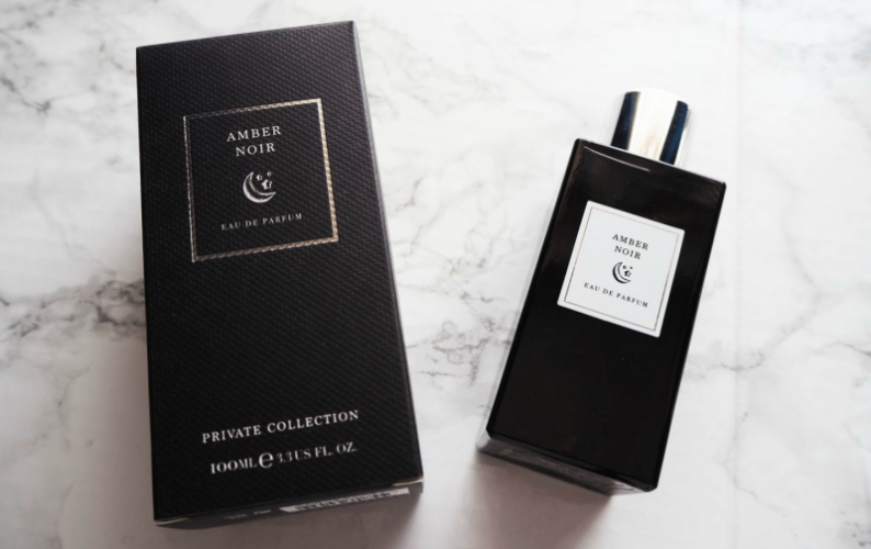 Primark Private Collection Amber Noir EDP