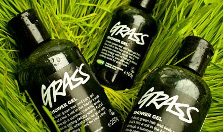 Lush Grass Shower Gel