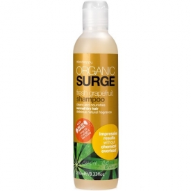 Organic Surge Fresh Grapefruit Shampoo