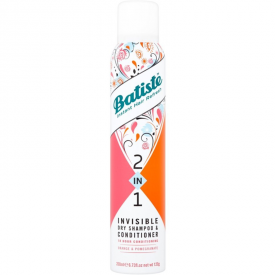 Batiste 2-in-1 Invisible Dry Shampoo & Conditioner