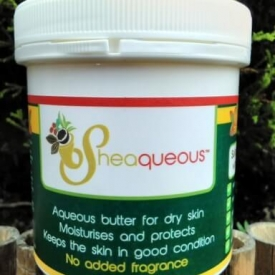 BERGAMOT Infused Sheaqueous Cream