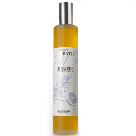 The Rose Tree Revitalising Bath Oil with Juniper & Grapefruit