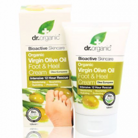 Dr Organic Virgin Olive Oil Foot & Heel Cream