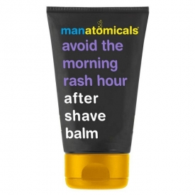 Manatomicals Avoid the Morning Rush Hour Aftershave Balm