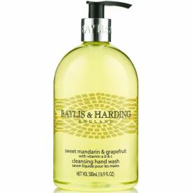 Baylis & Harding Sweet Mandarin & Grapefruit Hand Wash