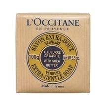 L'Occitane Verbena Shea Butter Extra Gentle Soap
