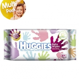 Huggies Everyday Baby Wipes