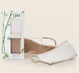 Di Palomo Spa Bamboo and Sisal Back Exfoliator