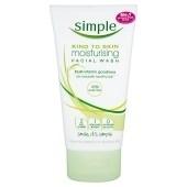 Simple Foaming Facial Wash