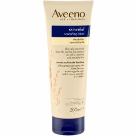 Aveeno Skin Relief Moisturising Lotion Shea Butter