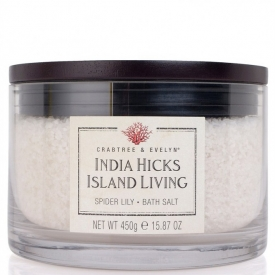 Crabtree & Evelyn India Hicks Spider Lily Bath Salts