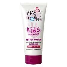 Halos n Horns Berry Burst Shampoo & Detangler