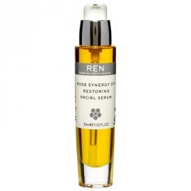 Ren Rose Synergy O12 Restoring Facial Serum