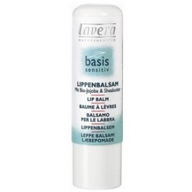 Lavera Basis Sensitive Organic Lip Balm